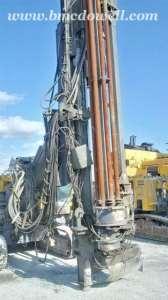 Atlas Copco Jumbo Drill - CM785D 1001