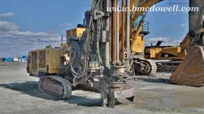 Atlas Copco Jumbo Drill -  CM785D