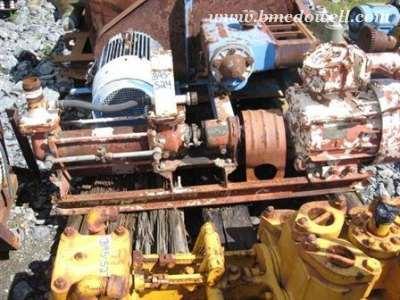 European 1 Piston Pump