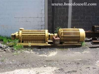 Gould 300 HP Electric 12 Stage Pump