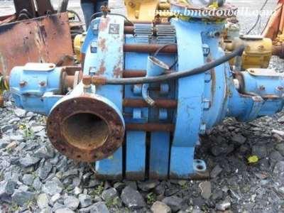 Mackley 400 HP 4 Stage Pump