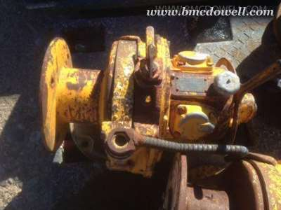 Ingersoll Rand Air Winch - D6U