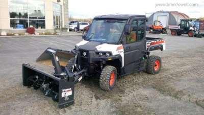Bobcat 24 HP Utility Vehicle - 3650