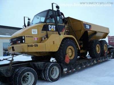 Caterpillar Articulated Rock Truck