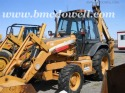 Case Backhoe - 580SM