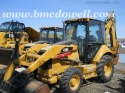 Caterpillar Extendahoe Loader Backhoe - 416E