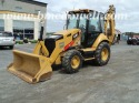 Caterpillar Extendahoe Loader Backhoe - 416F