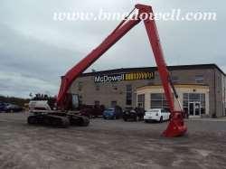 Link-Belt 300X3 Long Front Excavator