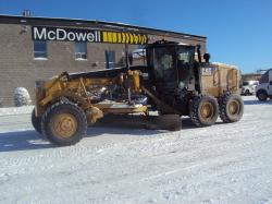 Cat 12M3 AWD Grader