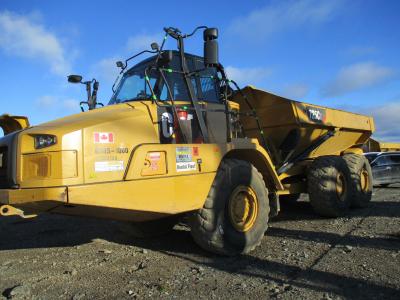 Cat 725C2 Articulated Truck