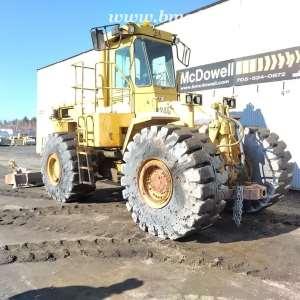 Cat 824C Wheel Dozer