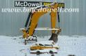 Caterpillar Pedestal Mounted Boom/Stick/Hammer - 420E