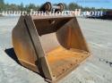 """72"""" Ditching Bucket - Link Belt 330LX Excavator"""