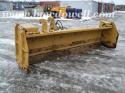 10' HLA 4000 Hydraulic Angle Snow Blade - 60 – 125HP Loader
