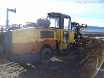 Atlas Copco Underground Jumbo Face Drilling Rig - T1D