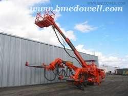 Boart LongYear Underground Jumbo Tunnel Master Drill - R303