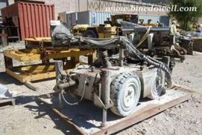 CMAC Underground Longhole Jumbo Drill - 2000 PLH