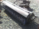 10' Sweeper Broom - Caterpillar IT28G Wheel Loader