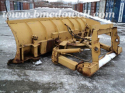 12'  Hydraulic Angle Snow Blade - CIT28G – Cat 950 - Cat 966 Wheel Loader