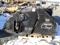 ATI Major Pick up Style Broom Attachment - Caterpillar IT28 Wheel Loader Style Hook Up