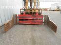 Auramo Paper Roll Clamp - Caterpillar V200B Diesel Forklift