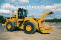 Log Grapple - Caterpillar 980F Wheel Loader
