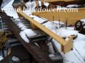 1/2 Tailgate - Volvo A25C Articulated Dump Truck