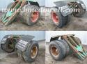 Axle - 10.00X20 Tires