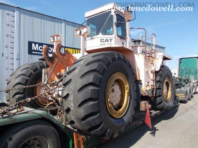 Caterpillar Wheel Dozer - 834B