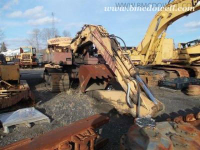 Case Tracked Excavator - 125B