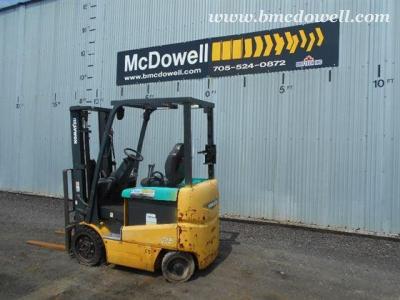 Komatsu FB25SH-6 Forklift