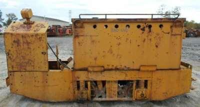 5 Ton Battery Locomotive