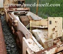 Goodman 8 Ton Battery Locomotive