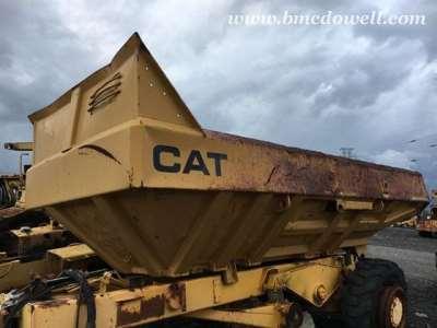 CAT DJB 250 Box