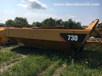 Cat 730 Truck Box