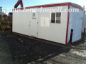 8'X24' Skid Mounted Office Trailer