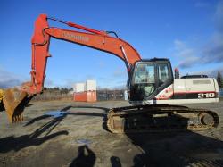 Link-belt 210X2 Excavator