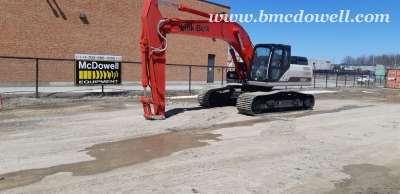 Link-Belt 300X3 Excavator