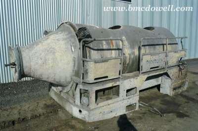 Cement Mixer - Normet NT-100