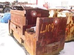 Clayton 5 Ton Locomotive