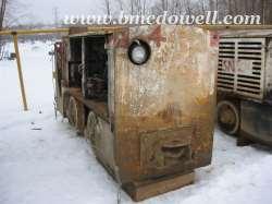 Clayton 7.5 Ton Locomotive