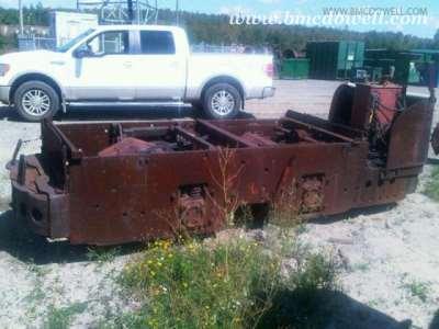 Goodman - 6 Ton Locomotive