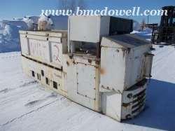 SIG Electric Locomotive - ETB70