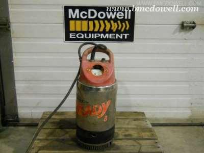Flygt 1.1 HP Pump -2008.211-001