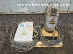 Gorman-Rupp 10 HP Electrical Submersible Pump - S4C1