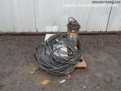 Munro 7.5 HP Pump - FS 455 T44