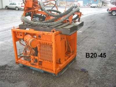 Tamrock New Underground Hydraulic/Diesel Power Pack - SPD-20